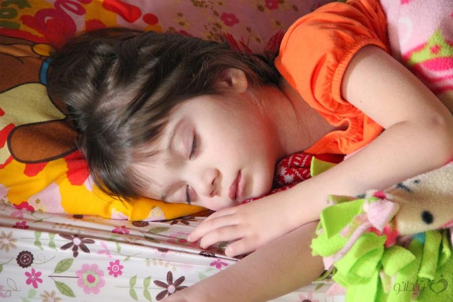 ساعت خواب کودکتان را تنظیم کنید